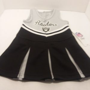 Other - NFL Team Apparal 2T Raiders Dress